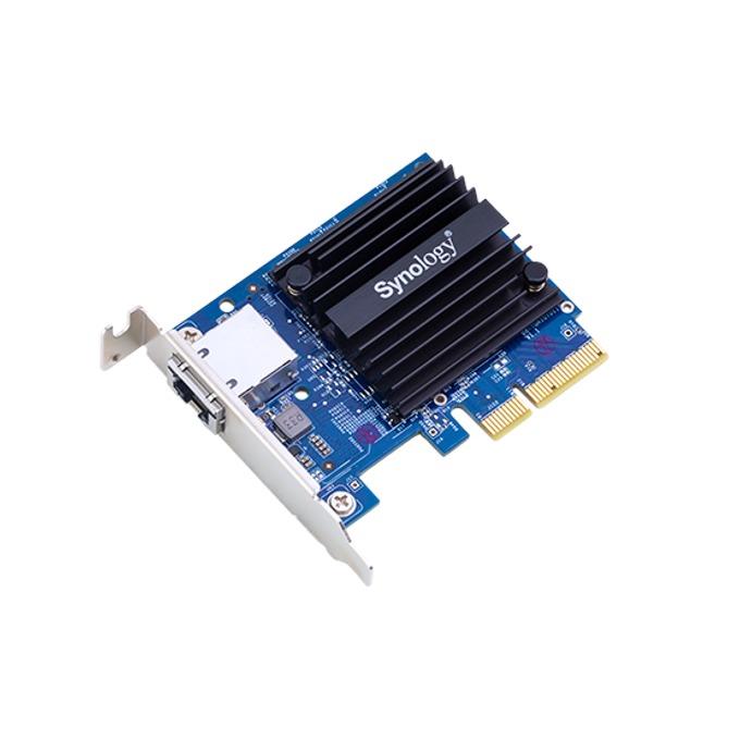 Мрежови адаптер Synology E10G18-T1, от PCIe 3.0 x4(м) към 1x RJ-45(ж), 10 Gbps, за Synology NAS сървъри image