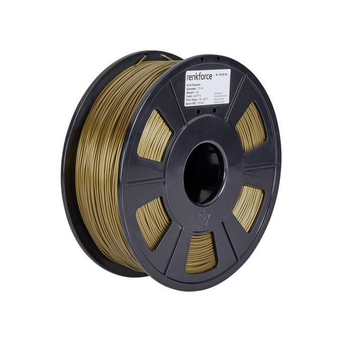 Acccreate PLA 1.75 Gold (01.04.01.1116) product