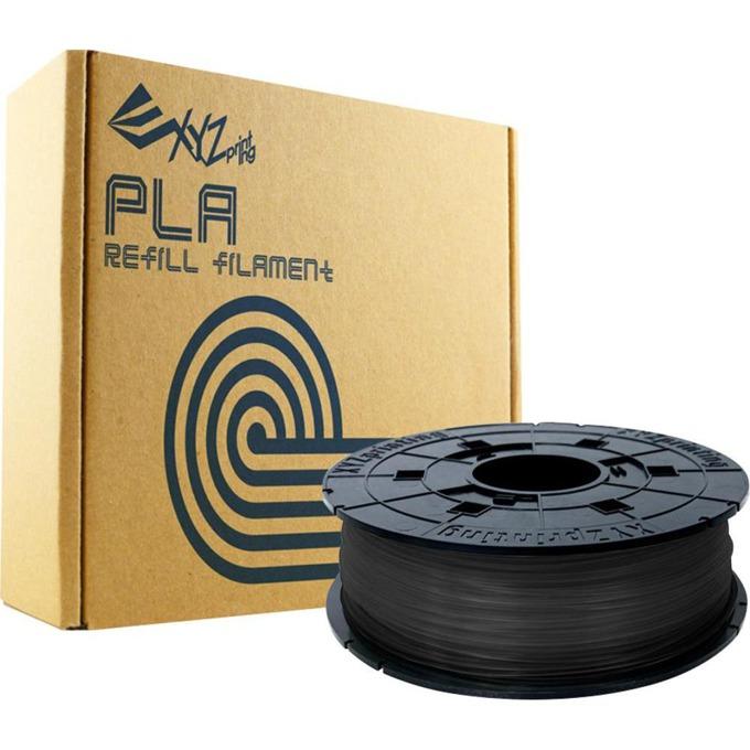 Консуматив за 3D принтер XYZprinting, PLA refil fillament, 1.75mm, черен, 600 g image