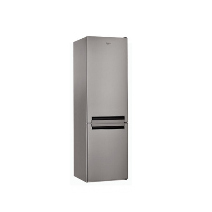 Хладилник с Фризер Whirlpool BLF9121OX, клас А+, 369 л. общ обем, свободностоящ, 305 kWh/годишно, LED дисплей, 6-о чувство, инокс  image