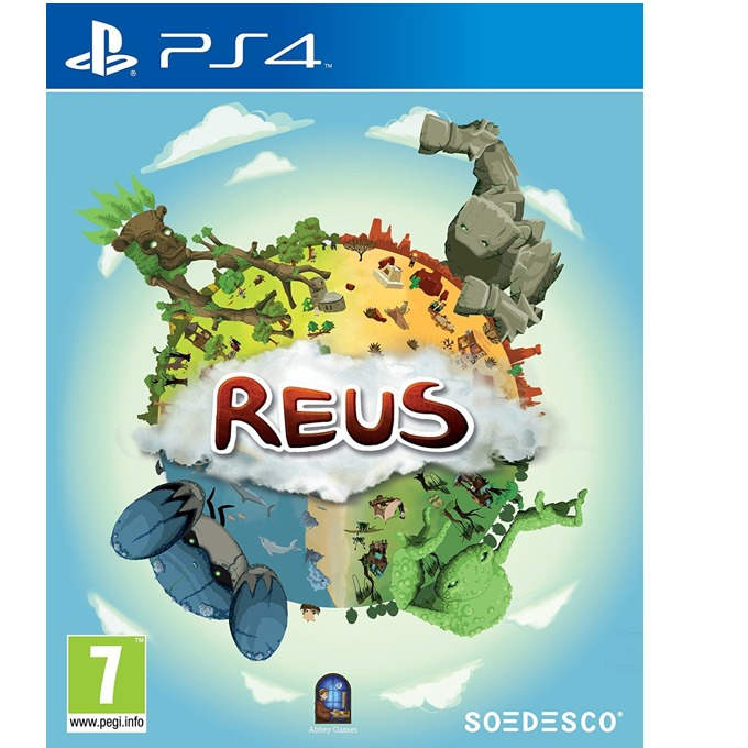 Reus, за PS4 image
