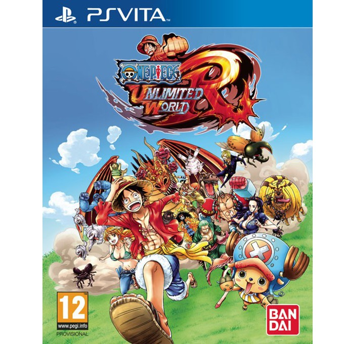 Игра за конзола One Piece Unlimited World Red, за PSVita image