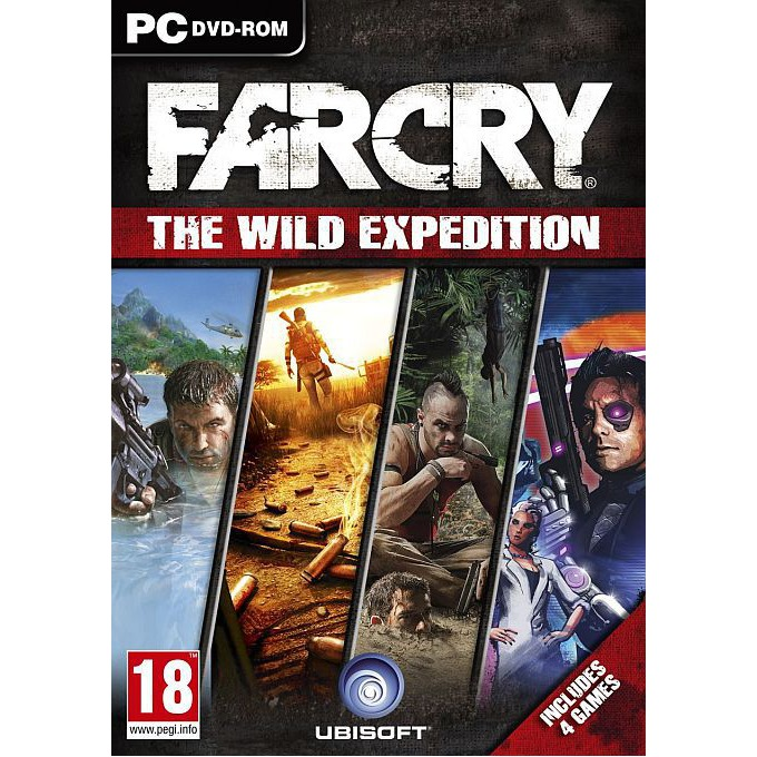 Игра Far Cry: The Wild Expedition, за PC image