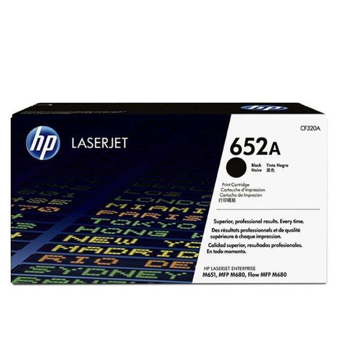 HP 652A (CF320A) Black product