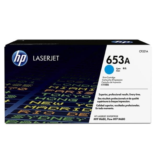 HP 653A (CF321A) Cyan product