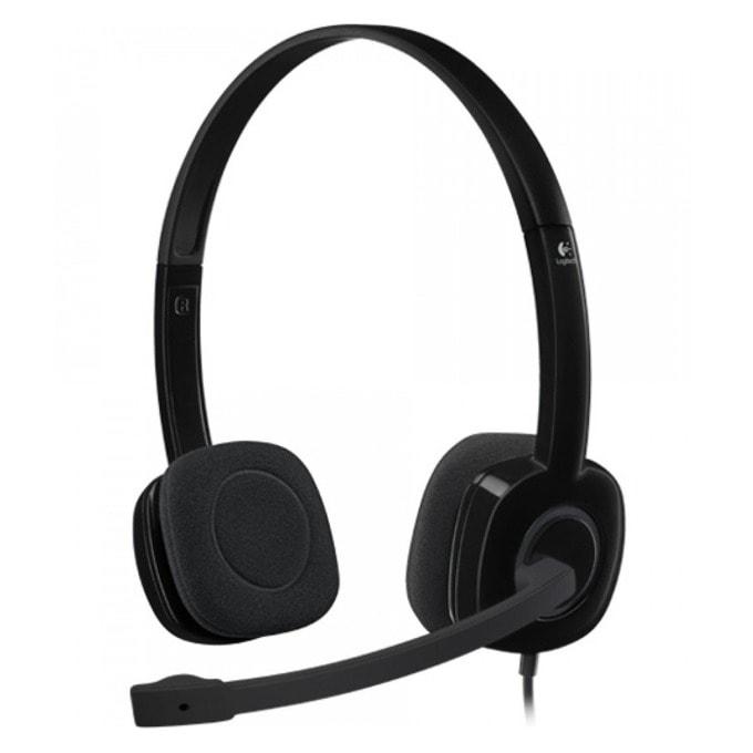 Logitech H151 981-000589 black product