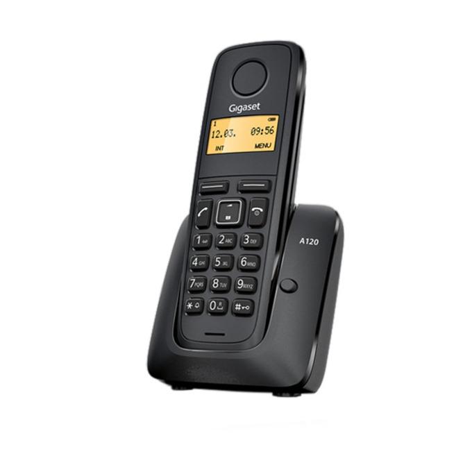 Безжичен телефон Gigaset A120 1015069