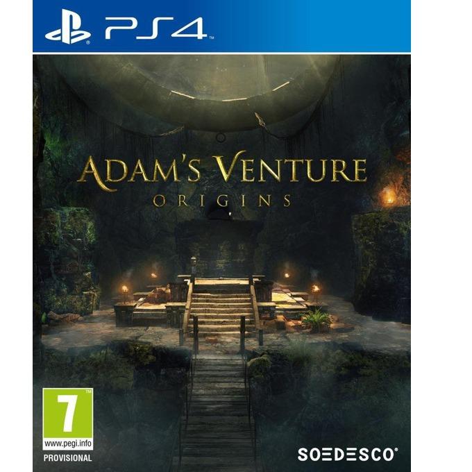 Adams Venture Origins, за PS4 image