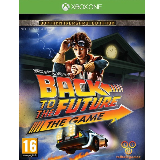 Back To The Future The Game 30th Anniversary Edition, за XBOX ONE image