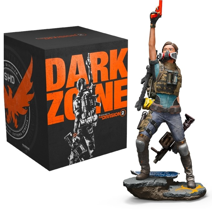 Tom Clancy's The Division 2 Collector's Edition, за PS4 image