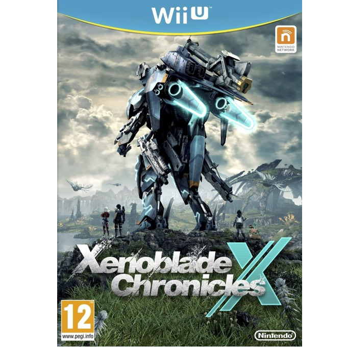 Игра за конзола Xenoblade Chronicles X, за Wii U image