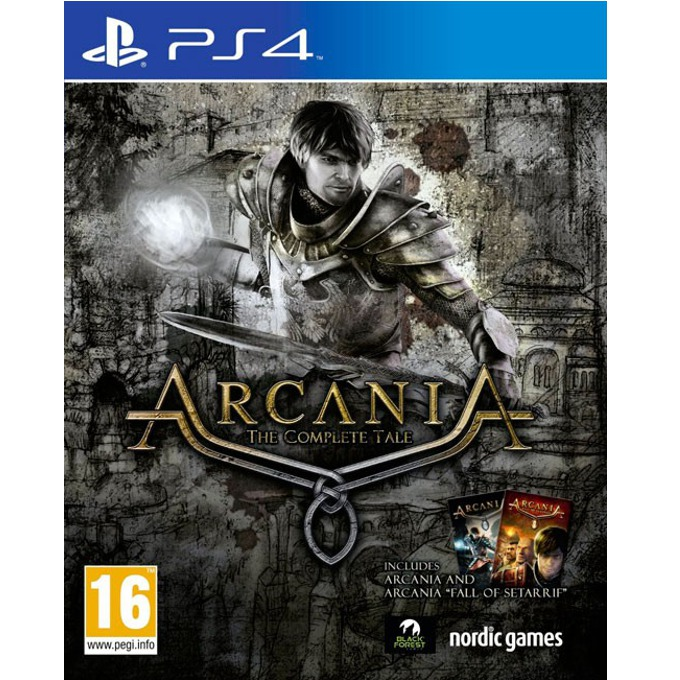 Игра Arcania: The Complete Tale, за PS4 image