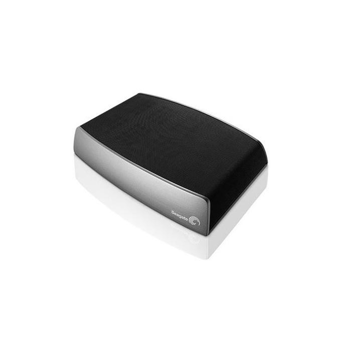 "Твърд диск 2TB Seagate Central Home NAS, външен, 3.5"" (6.35cm), LAN & USB, 2г. image"