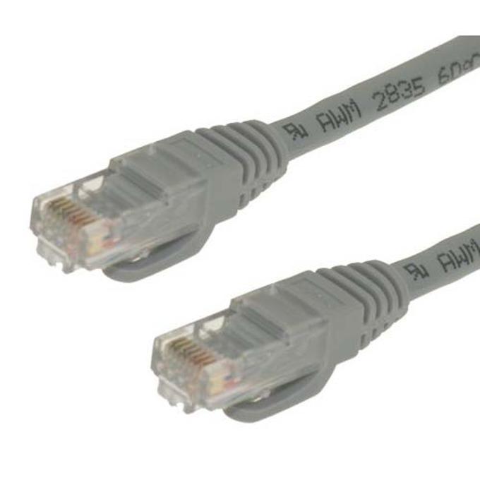 Кабел UTP 1m Cat 5E пач-кабел