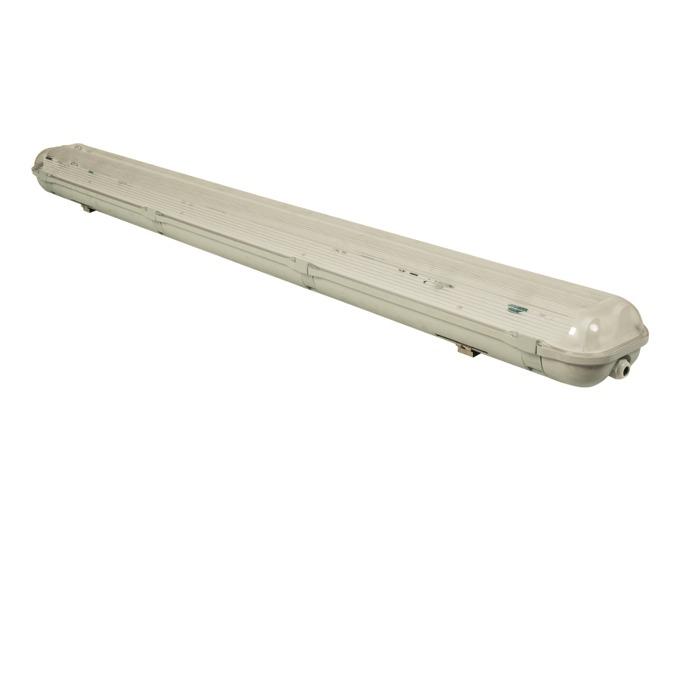 LED индустриално осветително тяло,Unikoms T12IP65NT, 40W, 4400lm, AC 220V, Топло бяла image