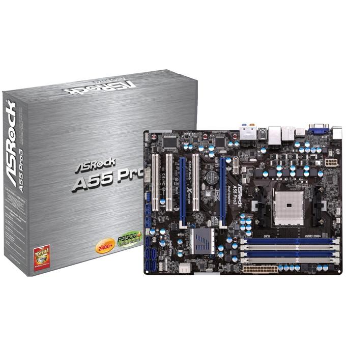 ASROCK A55 PRO3 AMD FUSION MEDIA EXPLORER DRIVERS PC