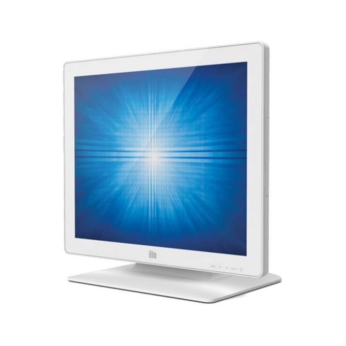 """Монитор Elo E336518 ET1523L-2UWA-1-WH-MT-ZB-G, 15""""(38.10 cm), TN LED тъч панел, XGA, 215 cd/m2, 16ms, DVI, VGA, бял image"""