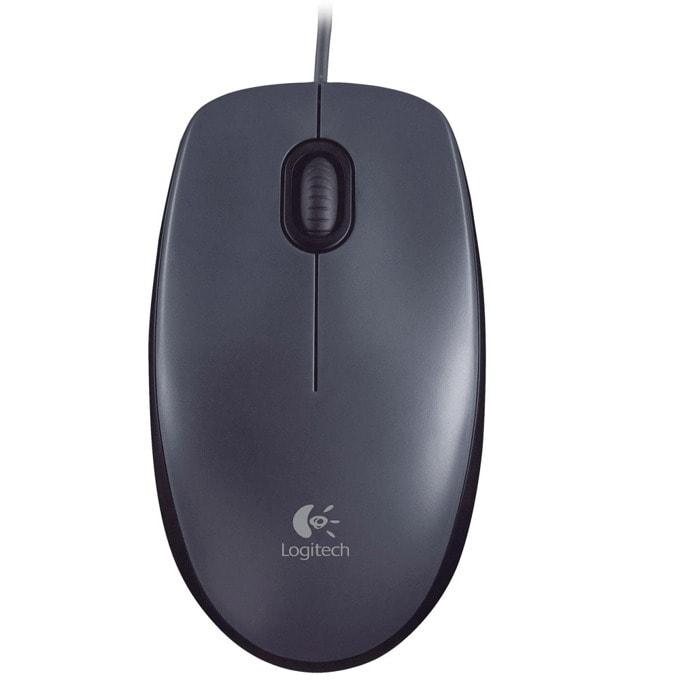 Logitech M90 черна USB
