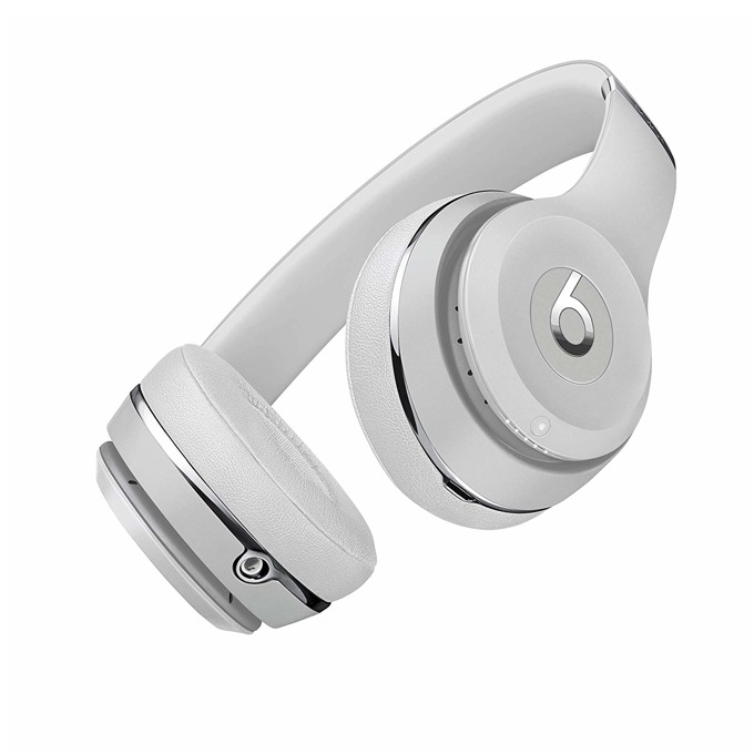 Beats Solo3 Wireless Satin Silver MUH52ZM/A product