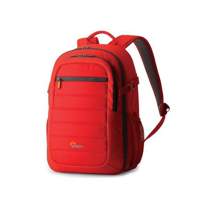 Чанта за фотоапарат Lowepro Tahoe BP150 за SLR фотоапарати, полиестер, червена image