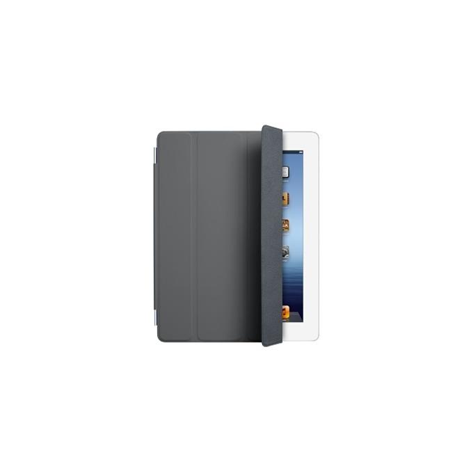 "Калъф Apple iPad Smart Cover за таблет до 9.7"" (24.64 cm), ""бележник"", тъмносив image"