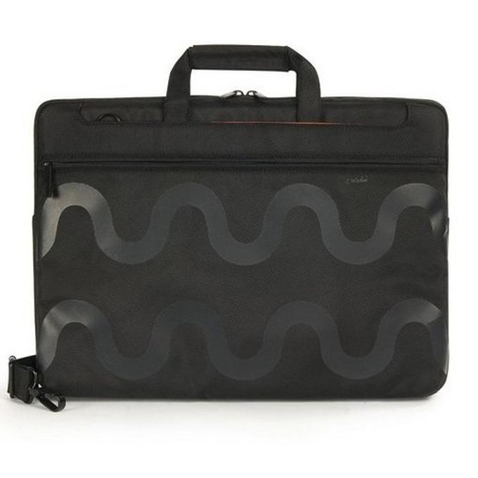 """Чанта за MacBook Pro и лаптопи TUCANO Mendini Spezzata, 15.6""""-17""""(39.62-43.18cm), черна image"""