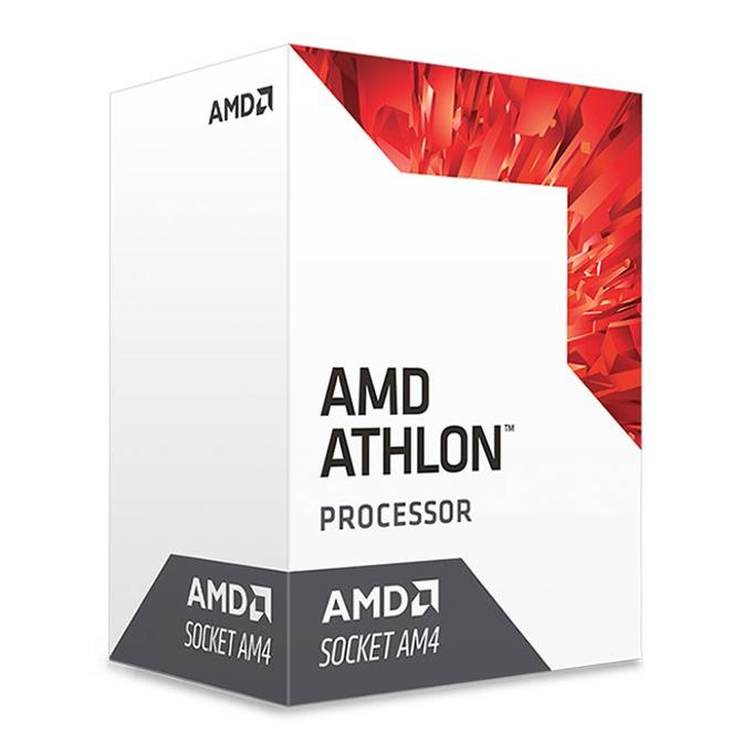 AMD Bristol Ridge Athlon X4 950 (3.5/3.8GHz 2MB)