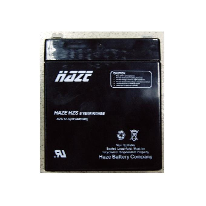 Акумулаторна батерия HAZE, 12V, 5Ah image