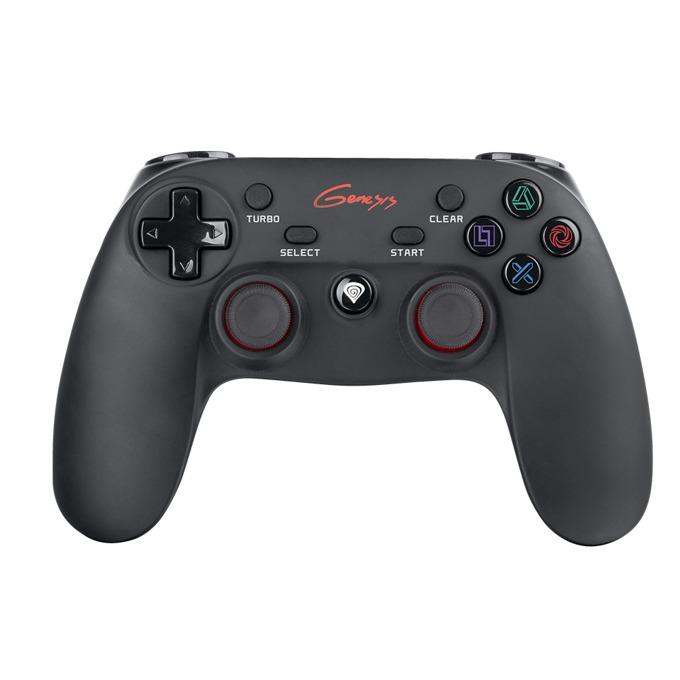 Геймпад Natec Genesis Gamepad PV65, гейминг, безжичен съвместим с PC/PS3 image