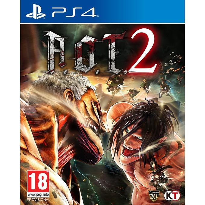 Игра за конзола A.O.T.2, за PS4 image