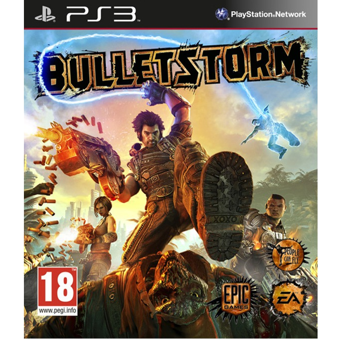 Bulletstorm, за PlayStation 3 image