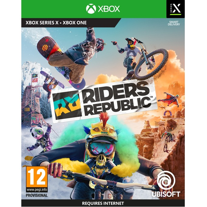 Riders Republic Xbox One product