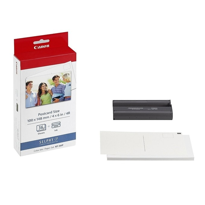 Canon Color Ink Paper set KP-36IP product