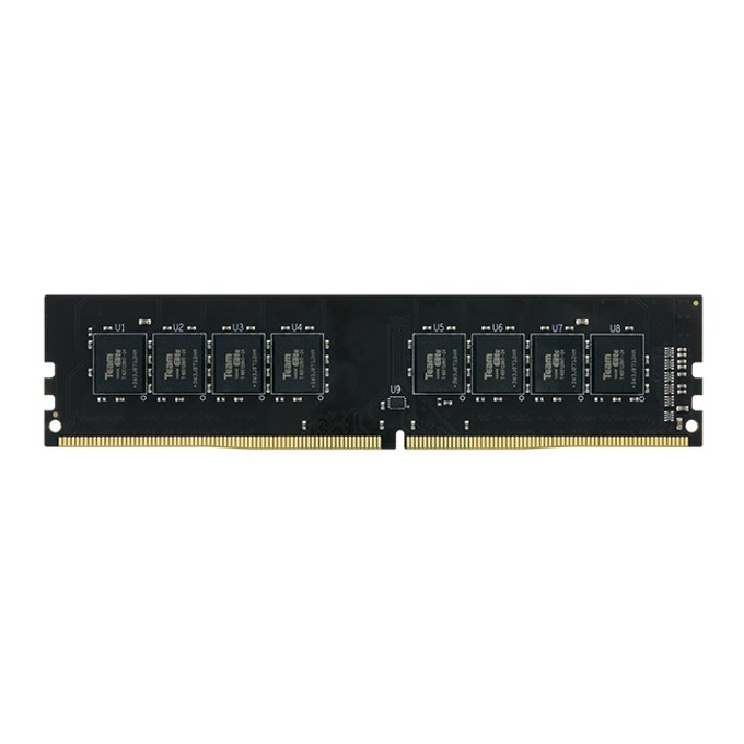 Памет 16GB DDR4 2400MHz, TeamGroup Elite, TED416G2400C1601, 1.2V image