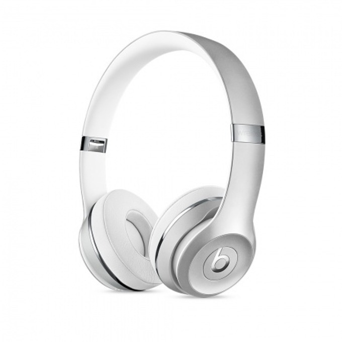 Beats Solo3 Wireless Silver MNEQ2ZM/A product