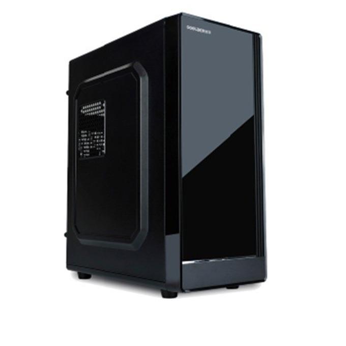 "Настолен компютър PC ""Assistant"", двуядрен Kaby Lake Intel Pentium G4560 3.50GHz, 4GB DDR4, 1TB HDD, Windows 10 Pro image"