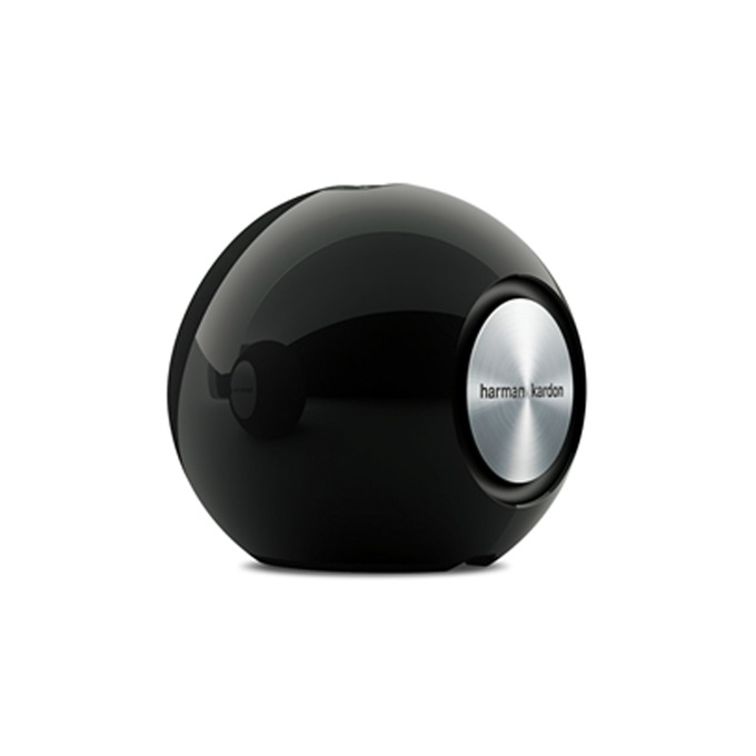 Тонколона Harman Kardon Omni 10, 2.0, 50W, HD аудио стрийминг, Wi-Fi, Bluetooth, USB, 3.5mm jack, черна image