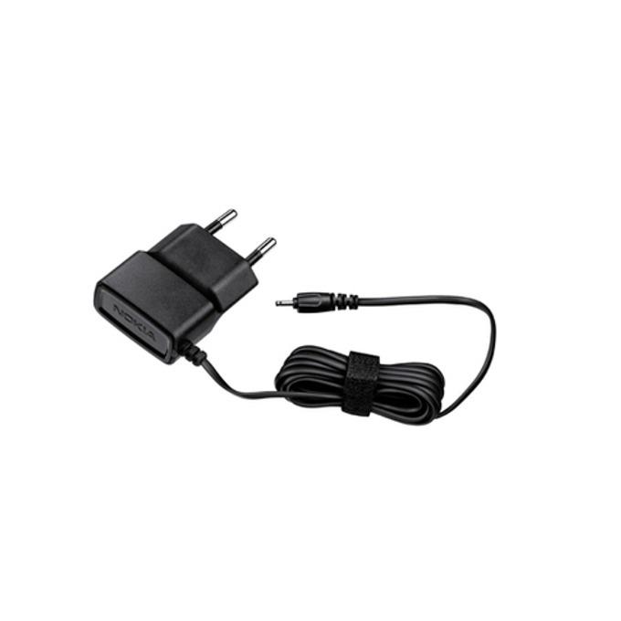 Зарядно устройство за Nokia, Travel Charger AC-5B, 240V, 5V/800mA image
