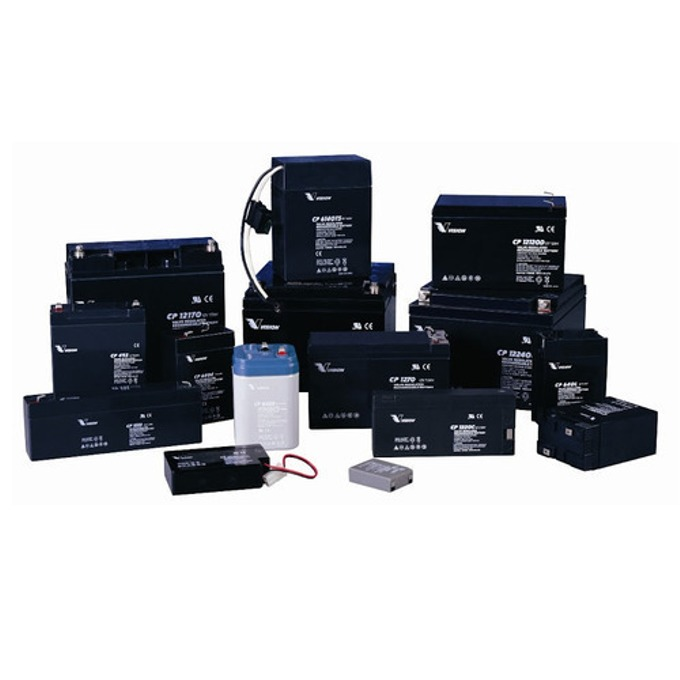 Батериен модул Vision CP1270F2, 12V, 7Ah image