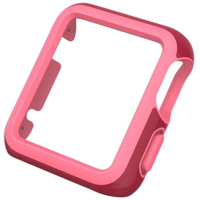 Страничен протектор Speck CandyShell Fit за Apple Watch 38mm CandyShell Fit, розов image