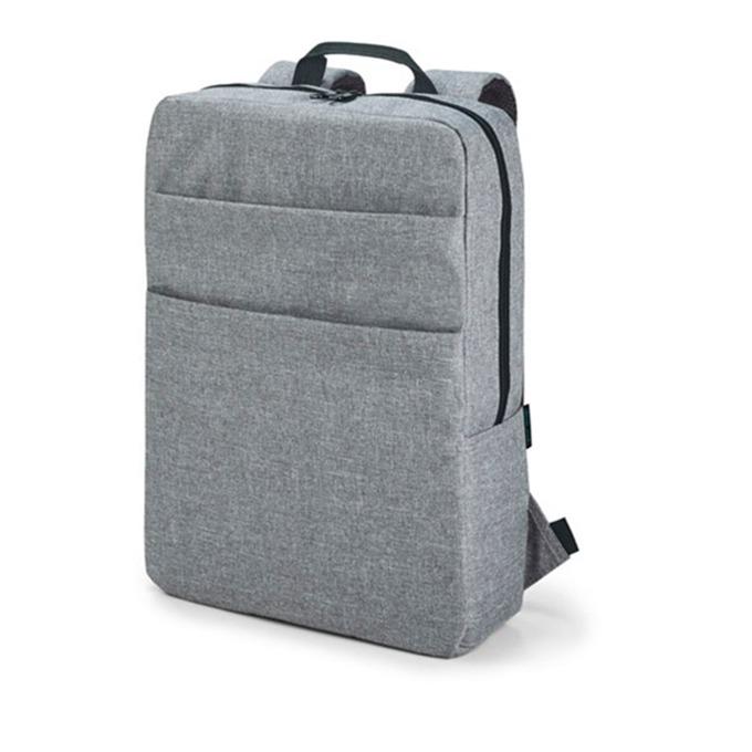 """Раница за лаптоп Hi!dea Graphs, до 15.6"""" (39.62 cm), сива image"""
