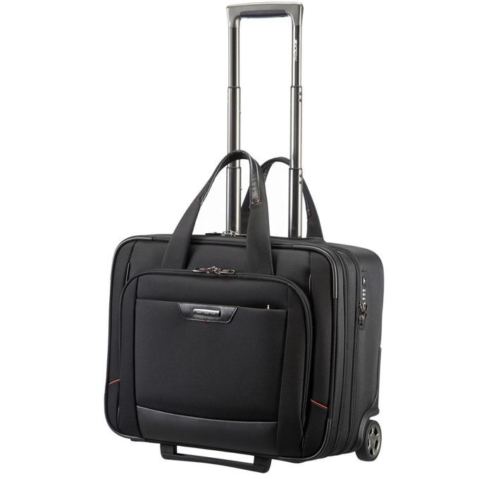 "Чанта за лаптоп Samsonite Pro-DLX4 Rolling Tote до 17.3""(43.9 cm), черен image"