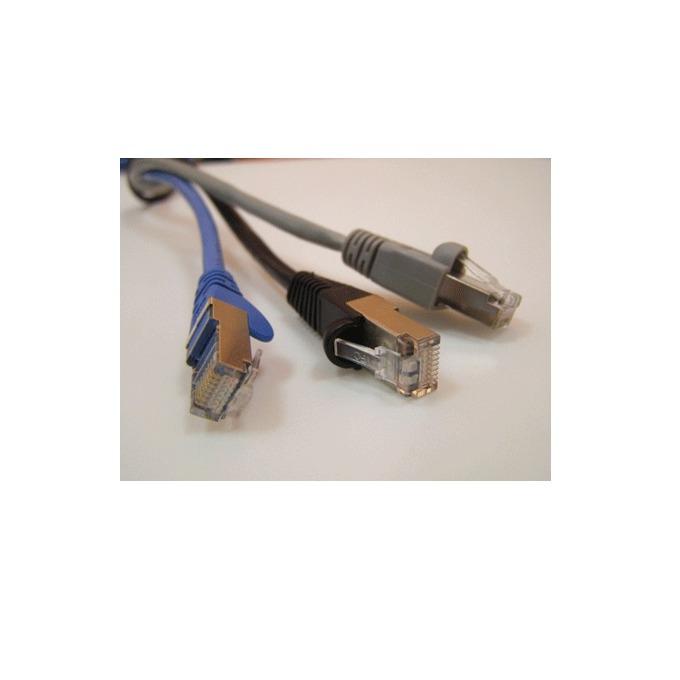 Пач кабел ACnetPLUS, FTP, Cat 6, 0.5m, сив image