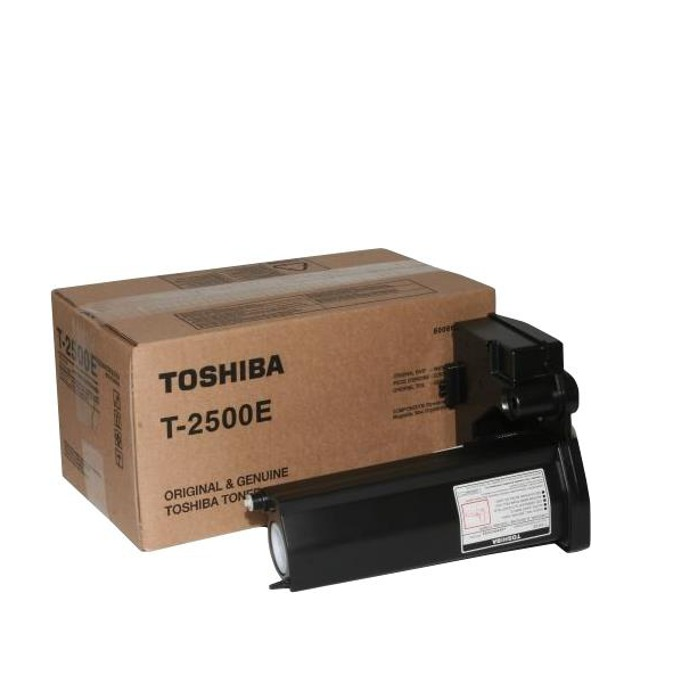 TОНЕР ЗА КОПИРНА МАШИНА TOSHIBA eStudio 20/25/200/250 - P№ T-2500E - 1pcs. - заб.: 500gr. image