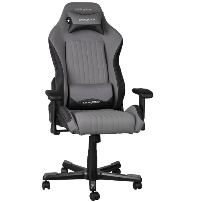 Геймърски стол DXRacer Drifting OH/DF91/GN, сив image