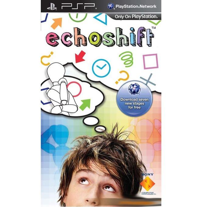 Игра за конзола Echoshift, за PSP image