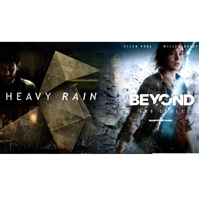 Heavy Rain and Beyond Two Souls Collection product