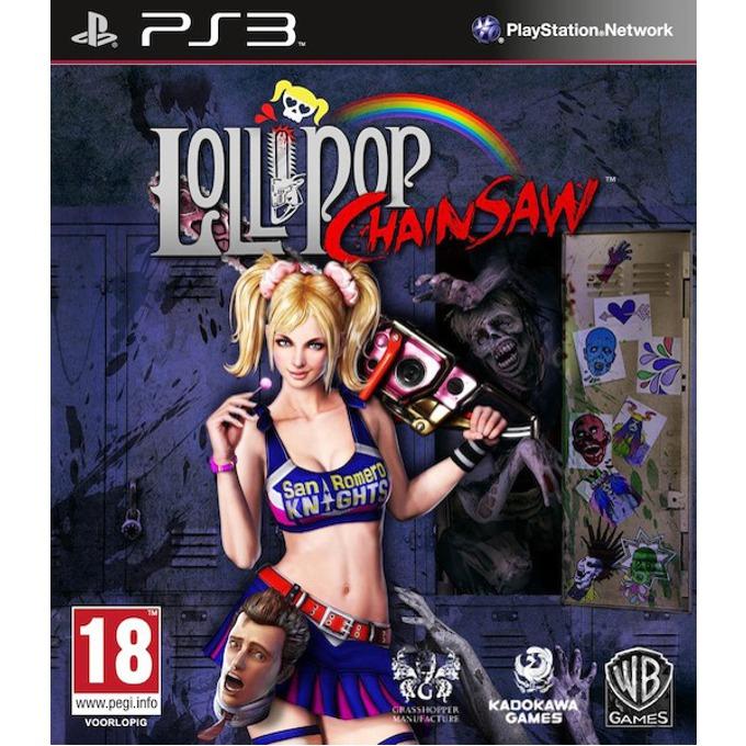 Игра за конзола Lollipop Chainsaw, за PS3 image
