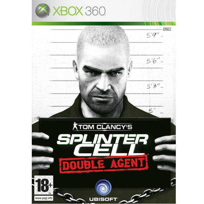 Игра за конзола Tom Clancy's Splinter Cell: Double Agent, за XBOX360 image