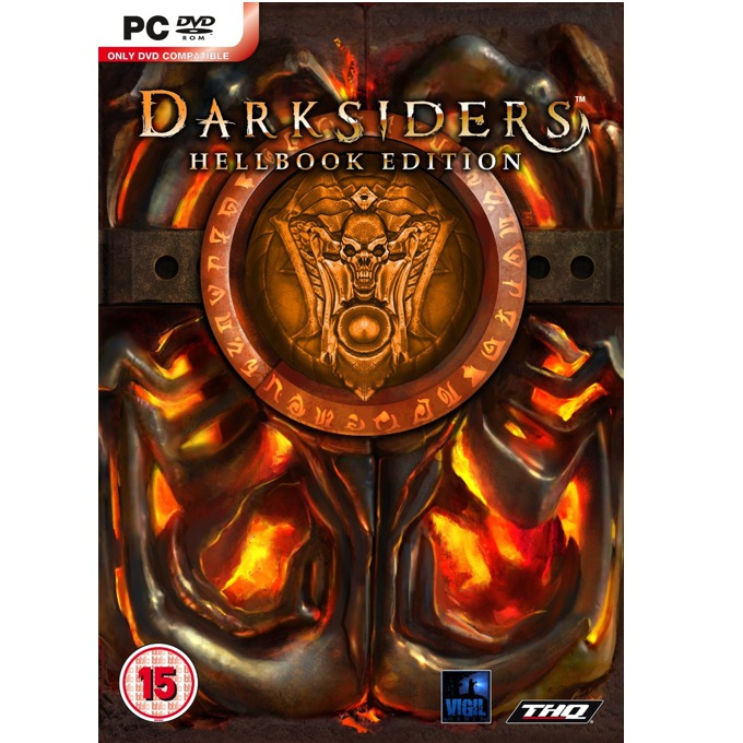 Игра Darksiders: Hell Book Edition, за PC image